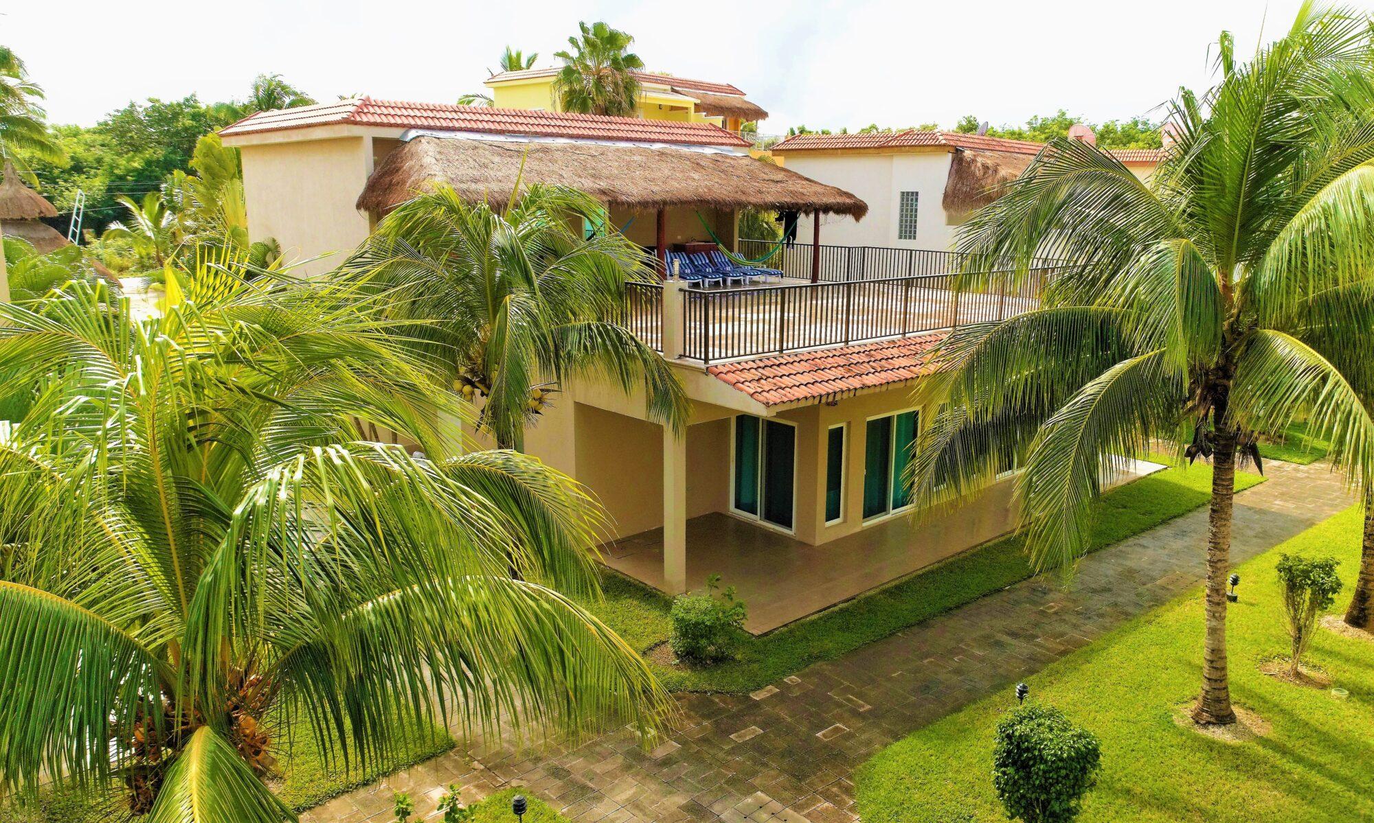 Villa Coralina Costa Del Sol Cozumel